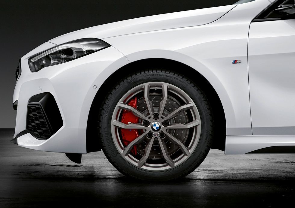 Foto de BMW Serie 2 Gran Coupé M Performance (6/12)