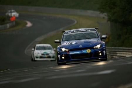Sensacional doblete de los Scirocco en las 24 Horas de Nürburgring