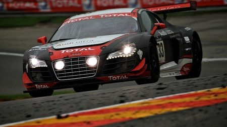 Audi vence en las 24 horas de Spa-Francorchamps