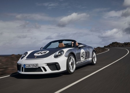 Porsche 911 Speedster 2019 1600 17