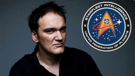 Quentin Tarantino y JJ Abrams unirán fuerzas para la próxima película de Star Trek, según Deadline