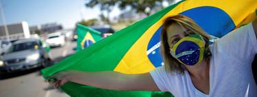 Cloroquina, 20.000 contagios al día y sin confinamiento: el caos de Brasil frente al coronavirus
