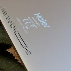 Foto 6 de 18 de la galería haier-pad-971-diseno en Xataka Android