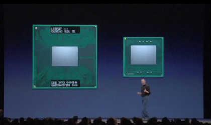Presentación del MacBook Air