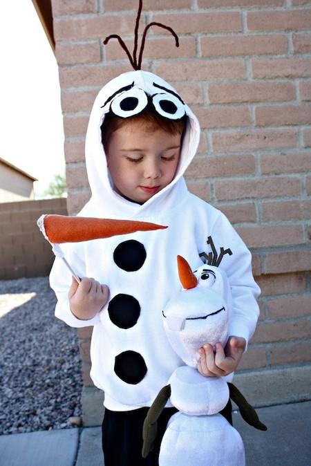 Olaf de Frozen