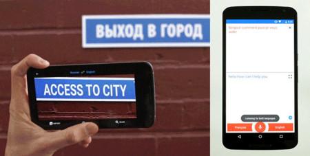 Google Translate quiere ser tus ojos y oídos en cualquier idioma [Ya disponible]