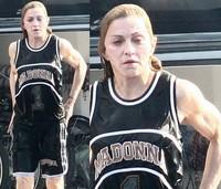 Madonna está húmeda