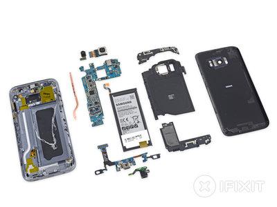 El Samsung Galaxy S7 se lleva el premio de smartphone más difícilmente reparable de 2016 de iFixit