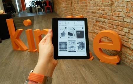 Kindle Oasis: nuevo diseño y pantalla para el mejor lector de libros electrónicos