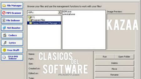 Kazaa. Clásicos del software (XV)