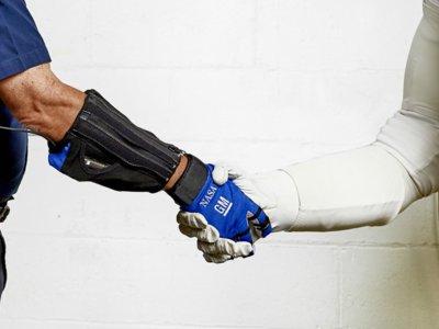 Cómo es un guante espacial robótico y para qué puede servir en tierra firme