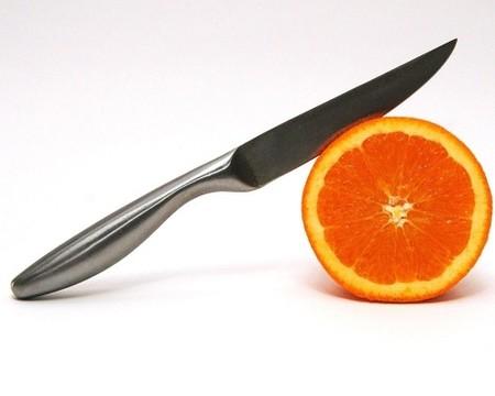 Una crema casera contra el acné con cáscara de naranja