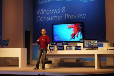 Windows 8 Consumer Preview, descargado un millón de veces en el primer día
