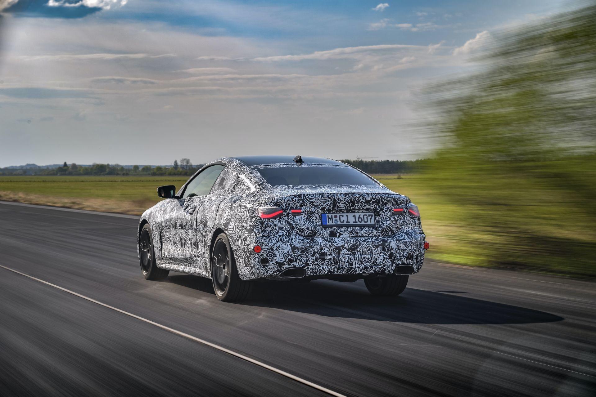 Foto de BMW Serie 4 2021 (fotos espía) (16/38)