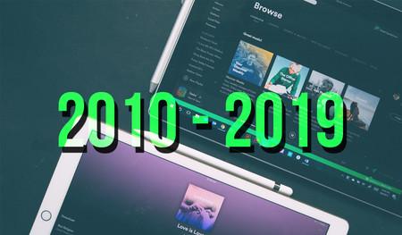 Spotify revela lo más escuchado este 2019 y en toda la década
