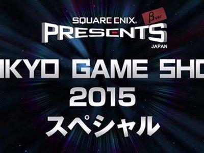 Square Enix nos presenta un poco de lo que llevará al Tokyo Game Show