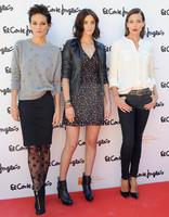 Laura Ponte, Alejandra Alonso y Nieves Alvarez nos inspiran con tres looks muy otoñales