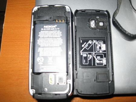 Foto de Nokia 5800 Tube (12/12)