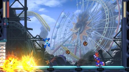 Mega Man 11 Blast Man