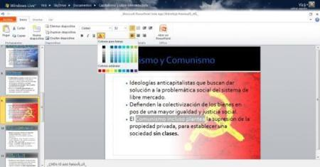 PowerPoint Web