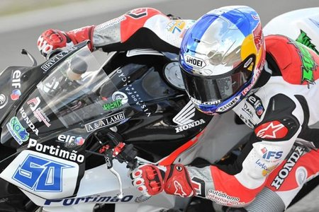 Eugene Laverty en Alemania 2010