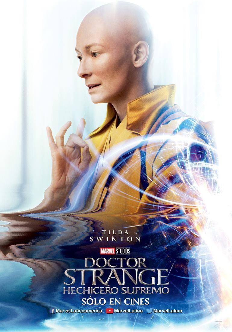 Foto de 'Doctor Strange', carteles (8/20)
