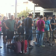 Foto 18 de 93 de la galería inauguracion-apple-store-la-maquinista en Applesfera