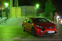 Opel Ampera, prueba (exterior e interior)
