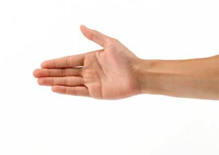 Evitar la sudoración excesiva de las manos