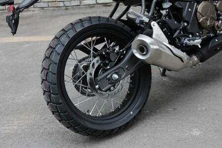 Voge 300 ACX rueda trasera