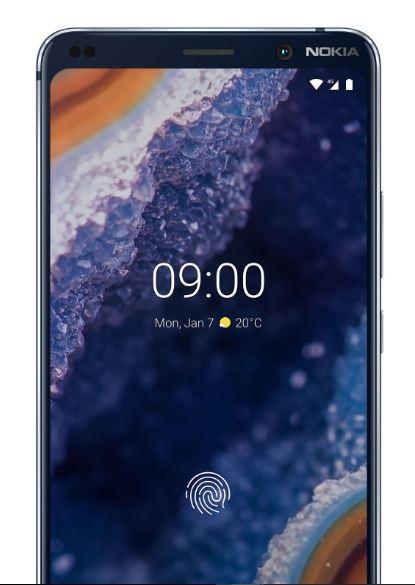 Nokia 9 Pureview 11
