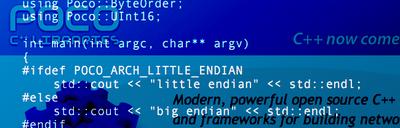 Librerías POCO, haciendo C++ algo menos doloroso