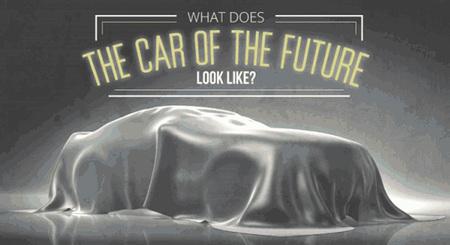 Una interesante infografía sobre el coche del futuro y sus beneficios