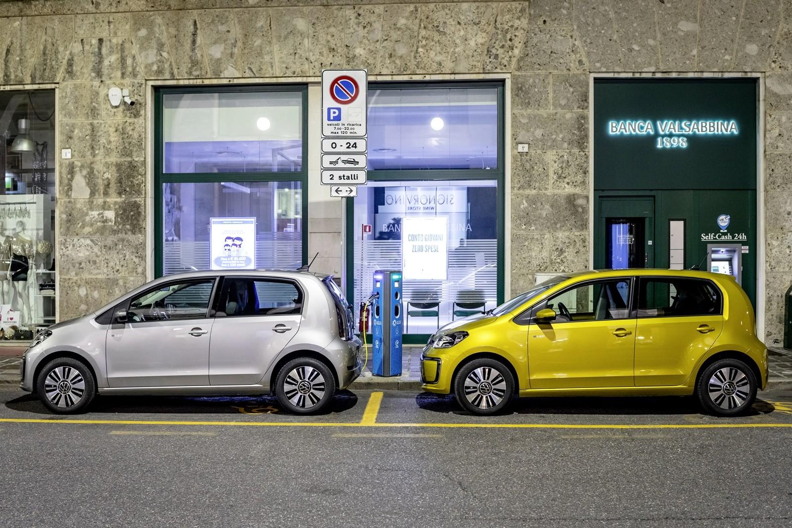 Foto de Volkswagen e-up! 2019 prueba contacto (24/33)