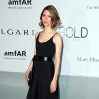 Sofia Coppola amfar Cannes 2014