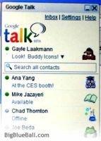 Google Talk soportará avatares