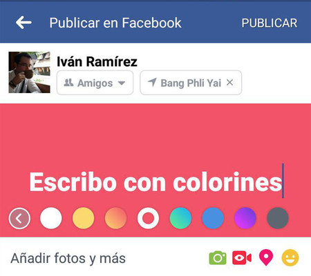 Coloriness