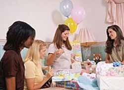 Baby showers: la última moda, fiestas para despedir el embarazo