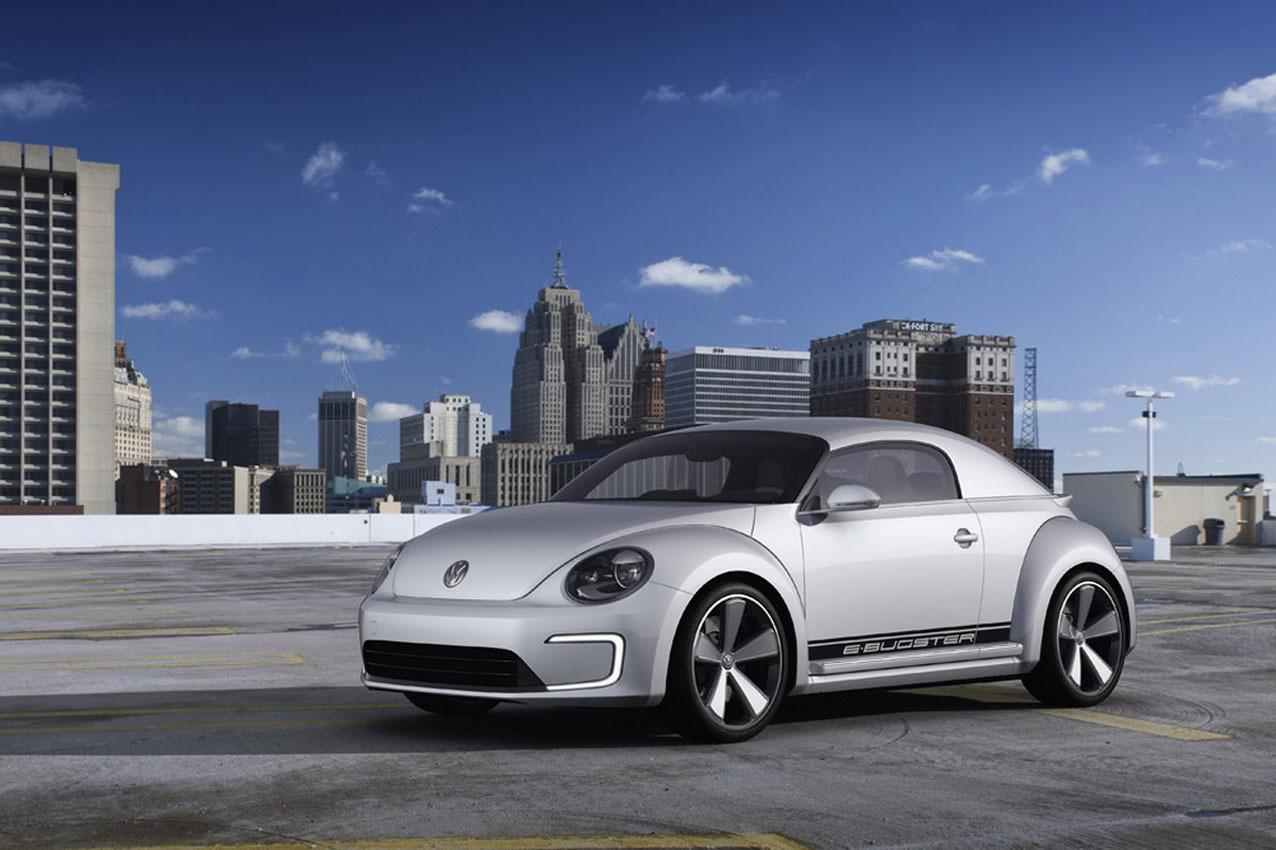 Foto de Volkswagen E-Bugster (8/13)