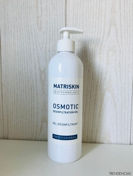 review gel osmotico desinfiltrante matriskin