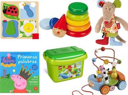 Regalos de Navidad por menos de 20 euros  para niños de 1 a 2 años 28777f4f5ed