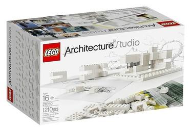 Aprendiendo sobre arquitectura moderna con LEGO Architecture Studio