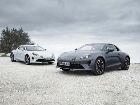 Los Alpine A110 Pure y Légende rinden tributo a un auto que es un homenaje en sí mismo