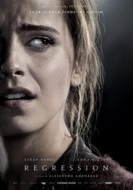 Emma Watson en el nuevo póster de Regresión