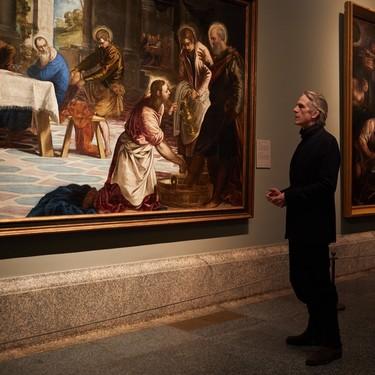 Las obras maestras del Prado llegan a la gran pantalla de la mano de Jeremy Irons y Yelmo Cines