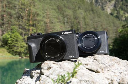 Canon Powershot G5 X Mark Ii Y G7 Mark Iii 02