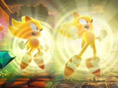 El DLC de Super Sonic en Sonic Forces pasa a ser gratuito para siempre