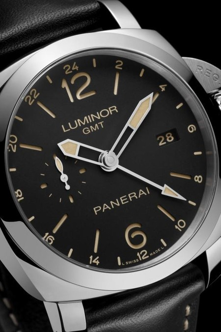 Panerai presenta el reloj Luminor 1950 3 Days GMT 24H con nuevo movimiento manifattura