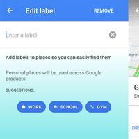 Ya puedes añadir la dirección del gimnasio y de la escuela a Google Maps