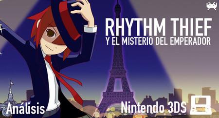 'Rhythm Thief y El Misterio del Emperador': análisis